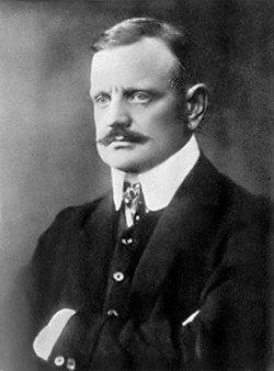 Jean Sibelius 1913