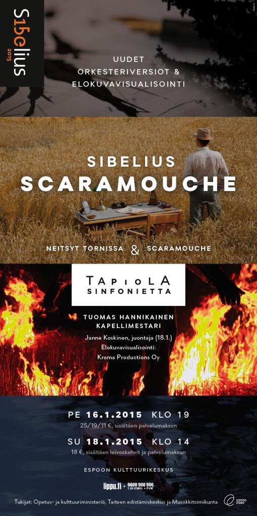 Scaramouche Poster